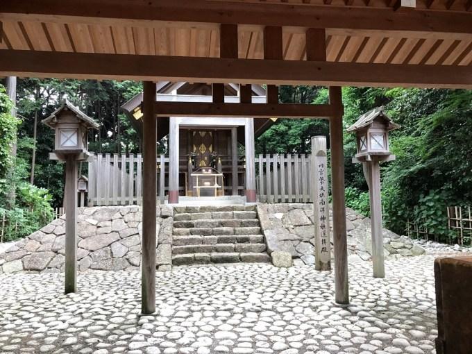 越谷久伊豆神社南洋神社
