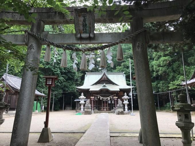 安房神社三の鳥居