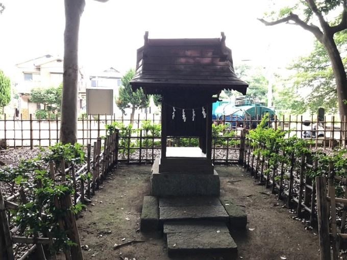 峯ヶ岡八幡神社須賀社