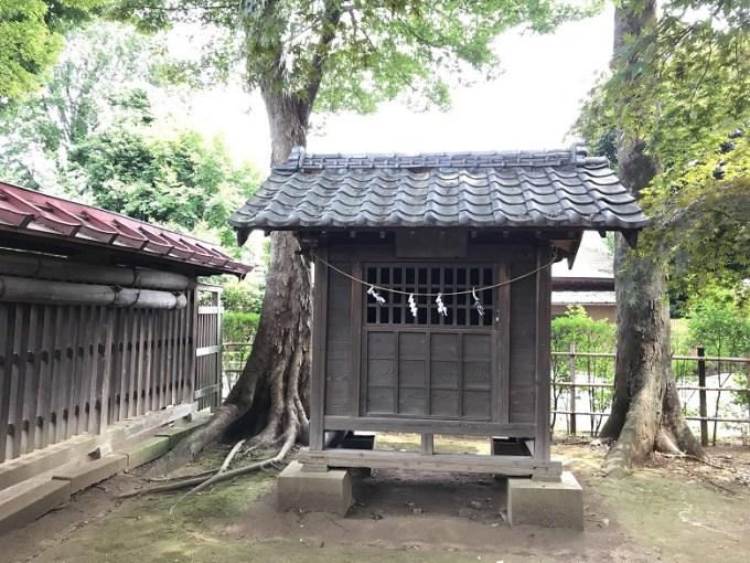峯ヶ岡八幡神社御嶽社