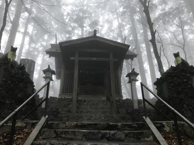 三峯神社遠宮