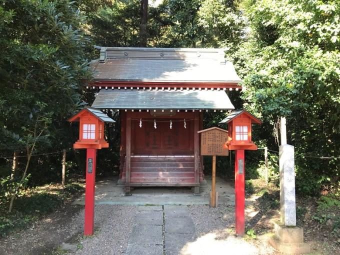 鷲宮神社栗島神社