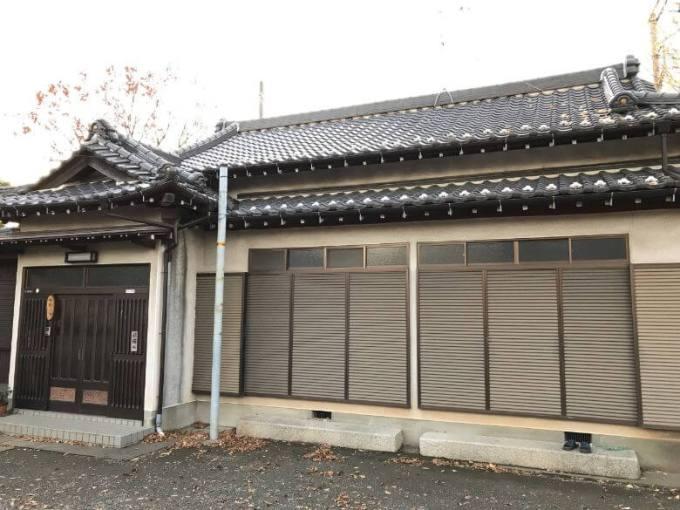 上戸田氷川神社社務所