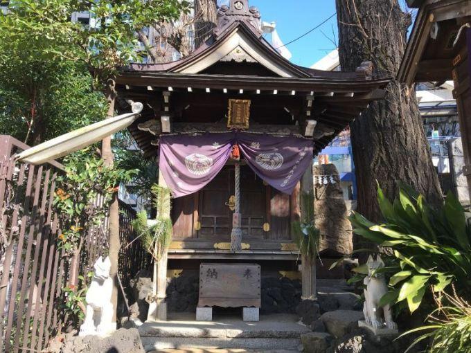 元神明宮天白稲荷神社