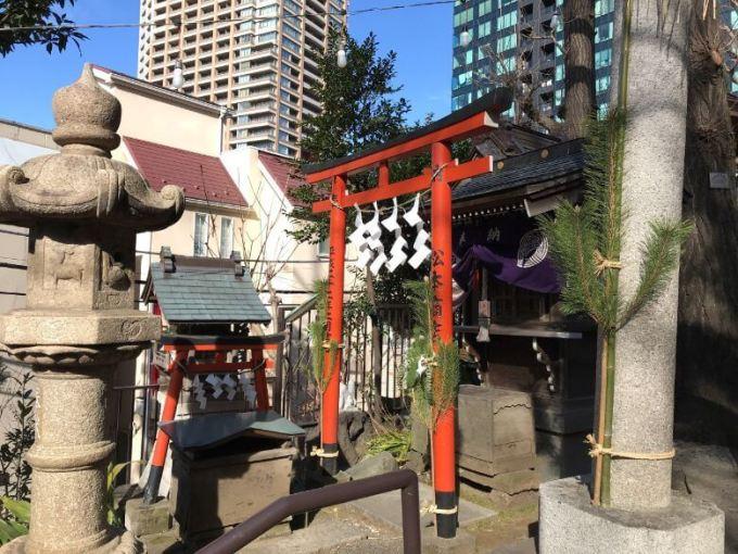 元神明宮稲荷神社