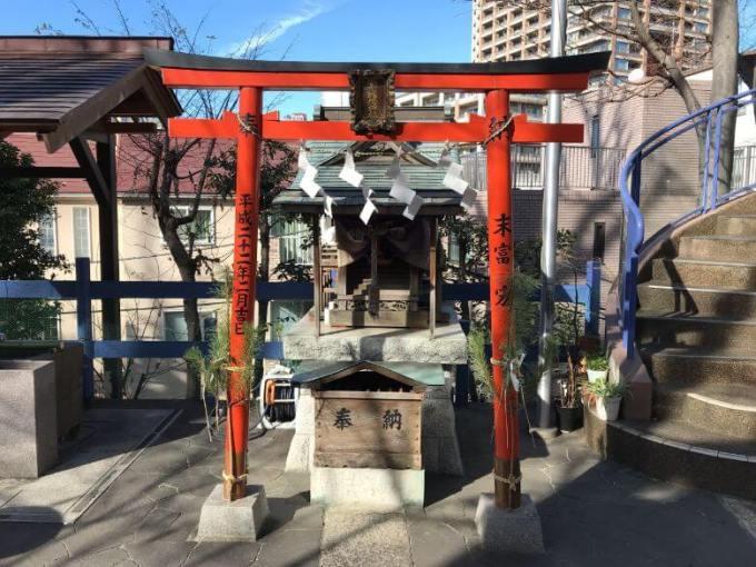 元神明宮平河稲荷神社