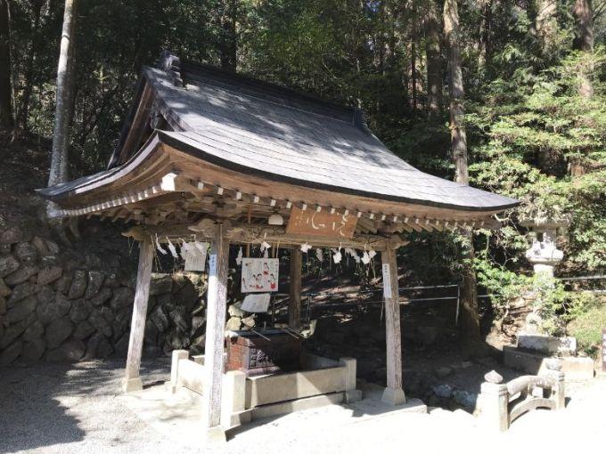 宝登山神社手水舎