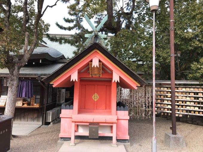 住吉大社矛の神社