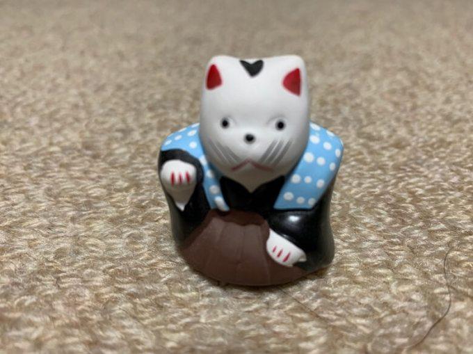 住吉大社招福猫