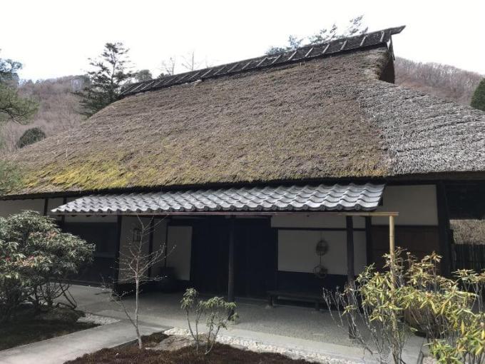 古峯神社茶屋