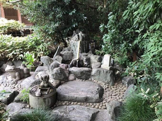 櫻木神社御神水