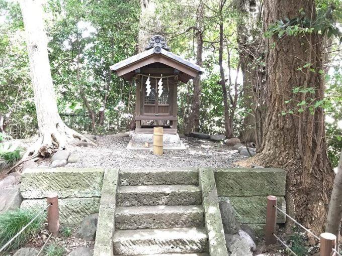 櫻木神社日天社