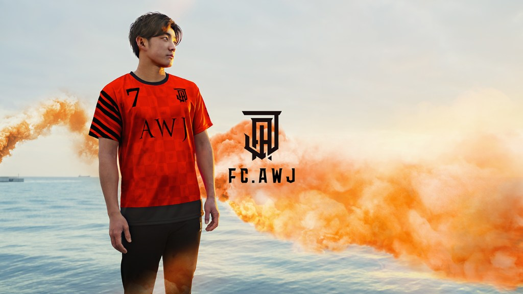FC淡路島2021ユニフォームPR