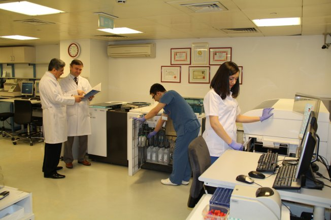 Klinik Laboratuvarlarımız