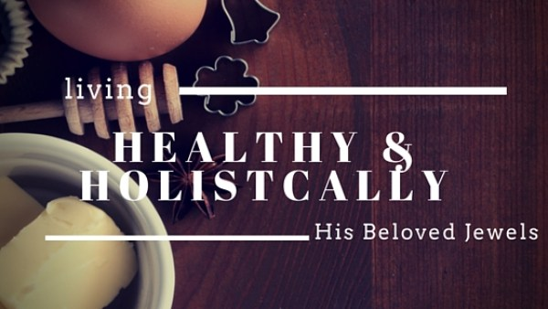 living healthy & holistically