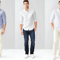 His All Time Favorite: Gap The Modern Oxford Shirt