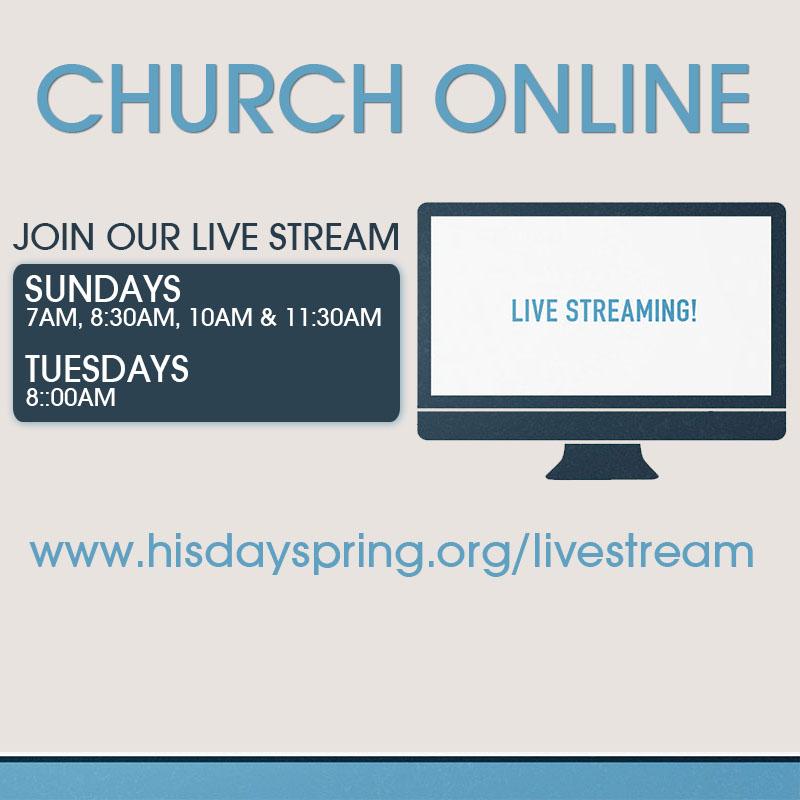 Dayspring Ministries International Live Stream