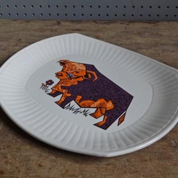 Beefeater steak plate