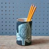 Vintage Briglin Pottery pen pot