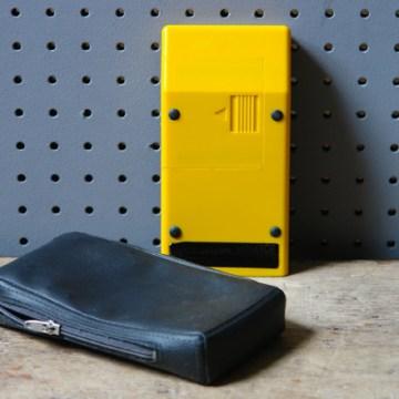 Vintage elka 101 calculator | H is for Home