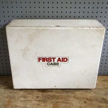 First aid case