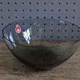 Smoky Holmegaard bowl
