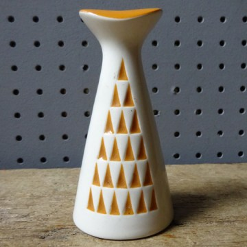 Vintage Hornsea 'Alpine' salt pot designed by John Clappison | H is for Home