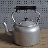 large aluminium kettle