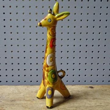 Vintage Lomonsov pottery giraffe | H is for Home