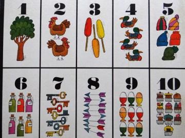 Children's Lotto game