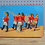 Marching band tin