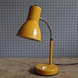 Veneta Lumi mustard desk lamp