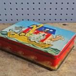 Noah's ark tin