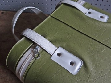 Olive Thermos bag
