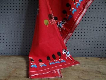 Queen's guard tablecloth