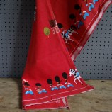 Queen's guard tablecloth