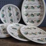 Ringwood ware sandwich plates