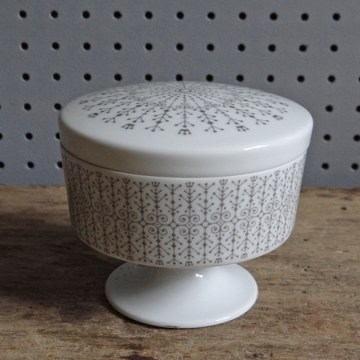 Rosenthal lidded pot