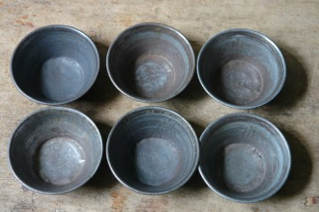 Small round bake tins | H is for Home