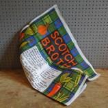 Scotch broth recipe teatowel