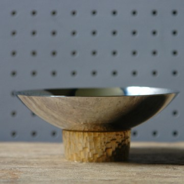 Vintage Viners bowl designed by Stuart Devlin | H is for Home