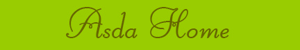 'Asda Home' blog post banner