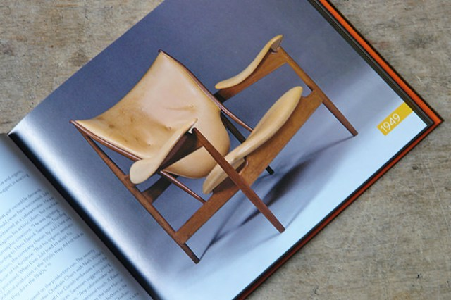 Chieftain Chair designed by Finn Juhl and executed by Niels Vodder