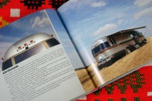 page in My Cool Campervan featuring an Airstream motorhome