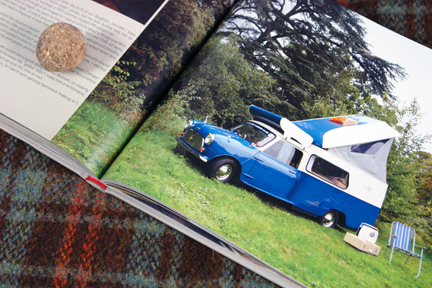 page in My Cool Campervan featuring a Wildgoose Mini campervan
