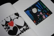 Jacqueline Groag Jacqueline Groag hearts design for valentine card