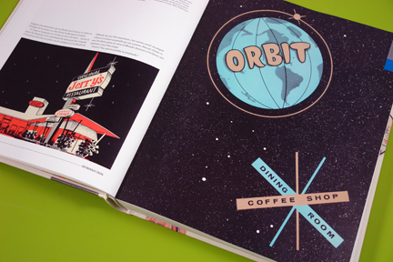 Orbit Dining Room Coffee Shop menu