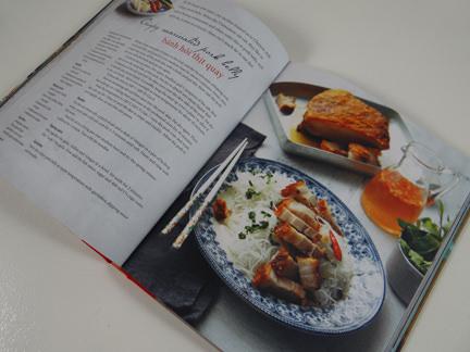 "pork belly recipe in ""My Vietnamese Kitchen"" cookery book"