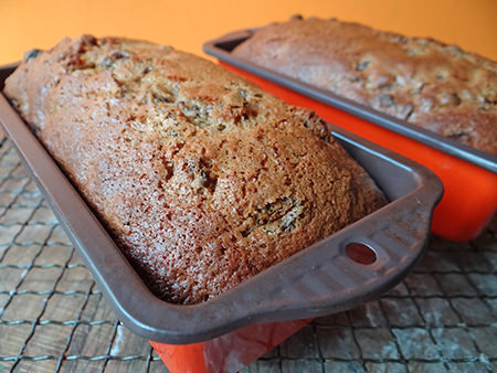 Baked Yorkshire tea loaf mixture | H is for Home
