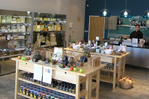 inside The Cheese Place, Haworth